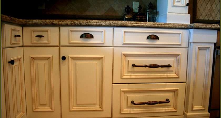 Kitchen Cabinet Hardware Trends Theydesign
