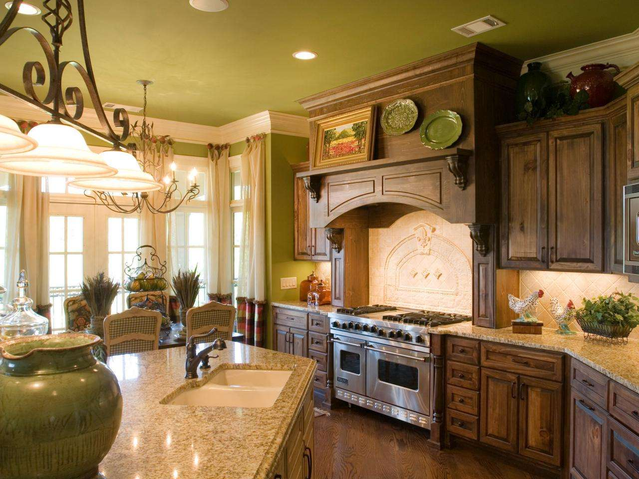 Kitchen Cabinets Ideas Hgtv Design