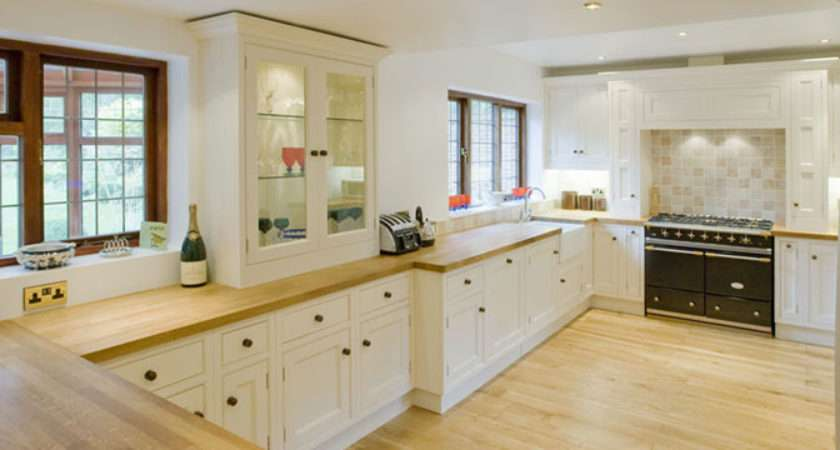 Kitchen Can Hand Painted Any Colour Finish