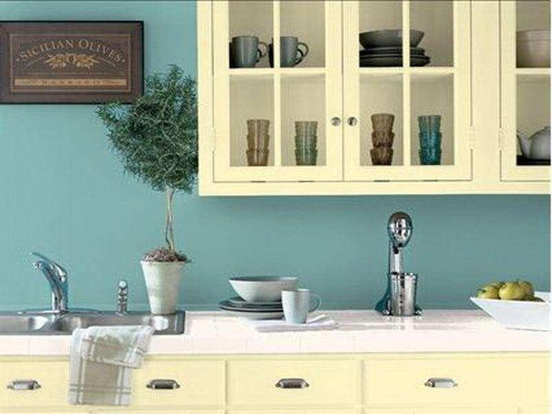 Kitchen Colors Ideas Color Schemes Small