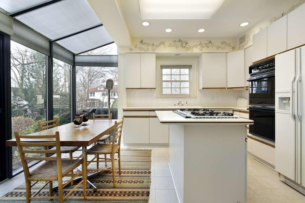 Kitchen Conservatory Benefits Conservatories