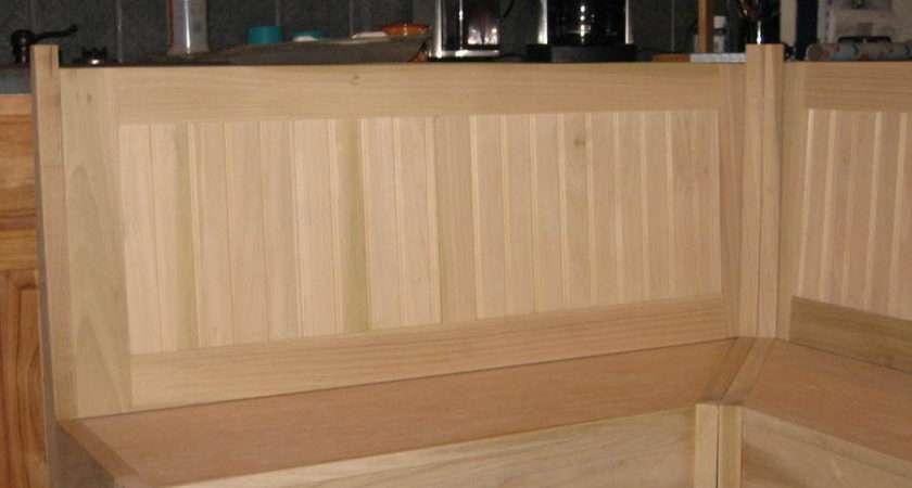 Kitchen Corner Bench Nook Kcraftsman Lumberjocks