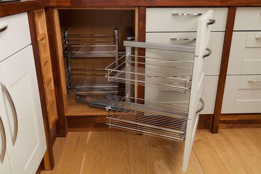 Kitchen Corner Storage Cabinets Solid Wood