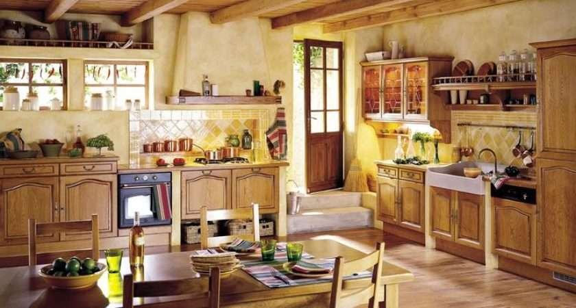 Kitchen Decor Ideas French Country Interior