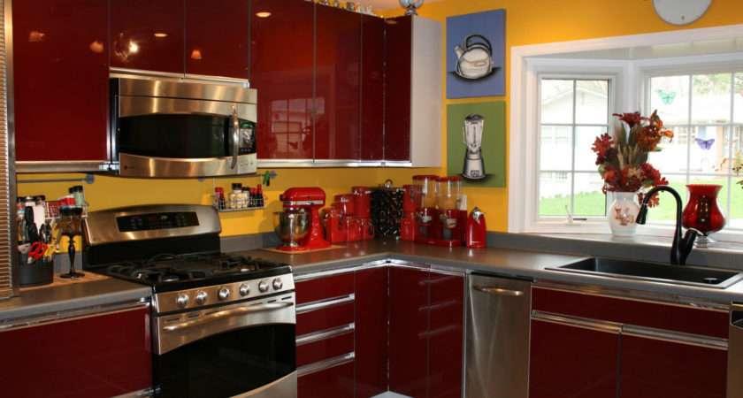 Kitchen Decorating Ideas Yellow Iecob