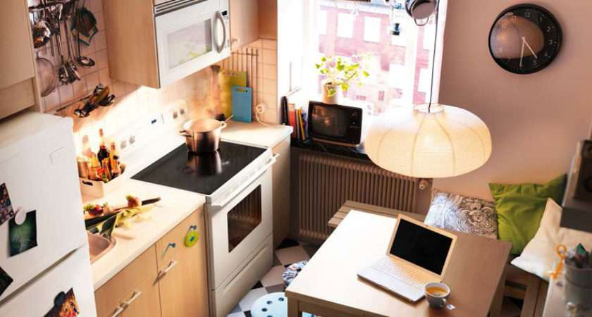Kitchen Design Ideas Ikea Brown Wall Small Space Interior