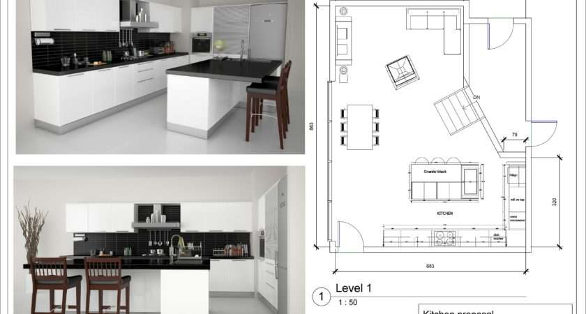 Kitchen Design Layout Ideas Gostarry