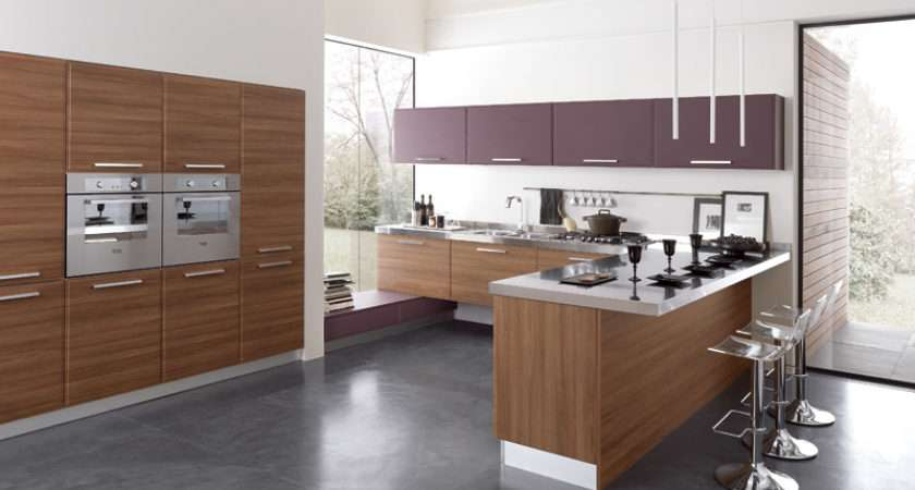Kitchen Designs Florida Square Modern