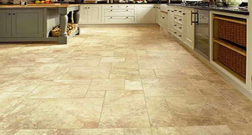 Kitchen Different Flooring Options