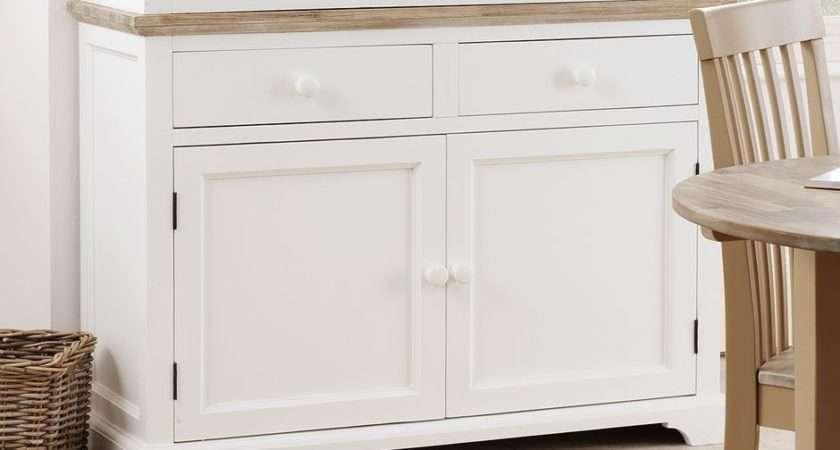 Kitchen Dresser Blakeney White