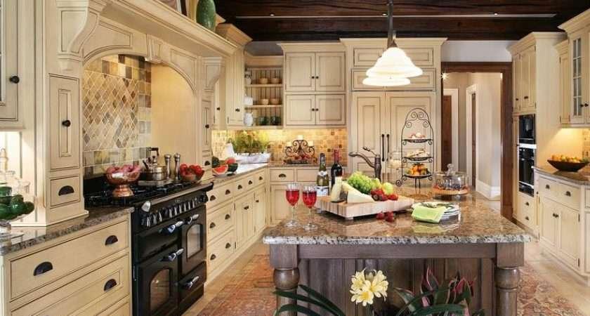 Kitchen Elegant Traditional Kitchens Small