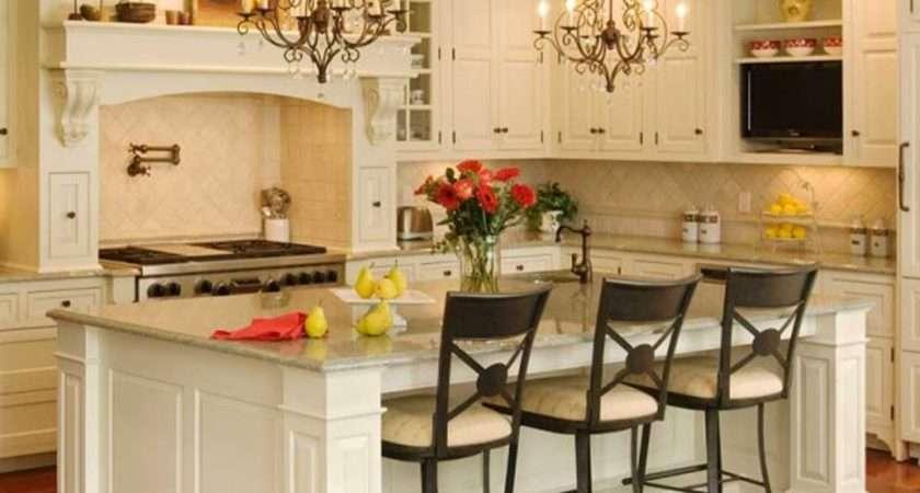 Kitchen Extraordinary Themes Modern White