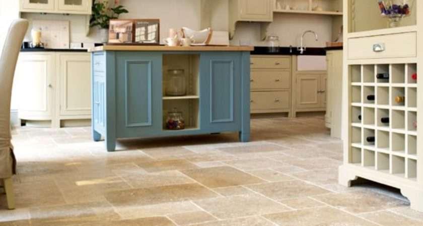 Kitchen Flooring Housetohome