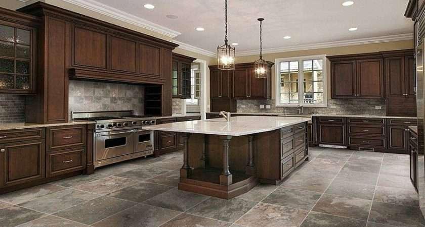 Kitchen Flooring Ideas Tile