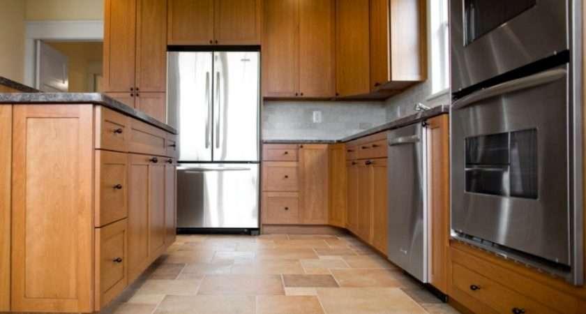 Kitchen Flooring Options Can Pick Modern Kitchens