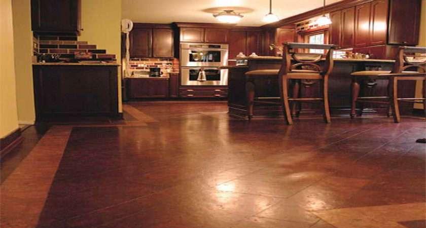 Kitchen Flooring Options Different Elegant