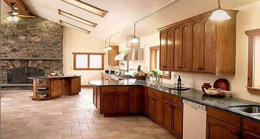 Kitchen Flooring Options Great Different