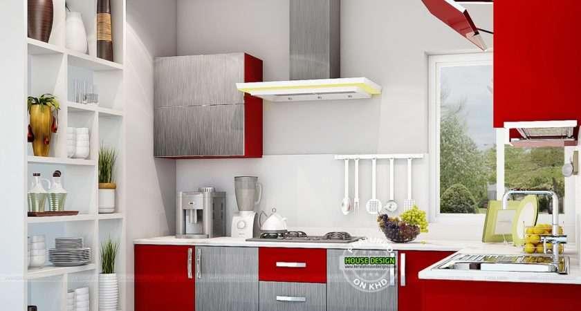 Kitchen Interior Works Trivandrum Kerala Home Design