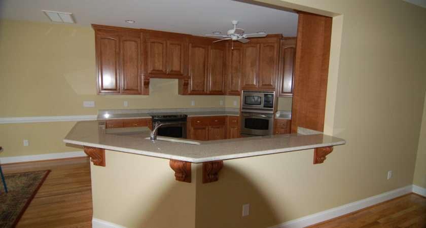 Kitchen Island Breakfast Bar Design Ideas Modern Home Interior