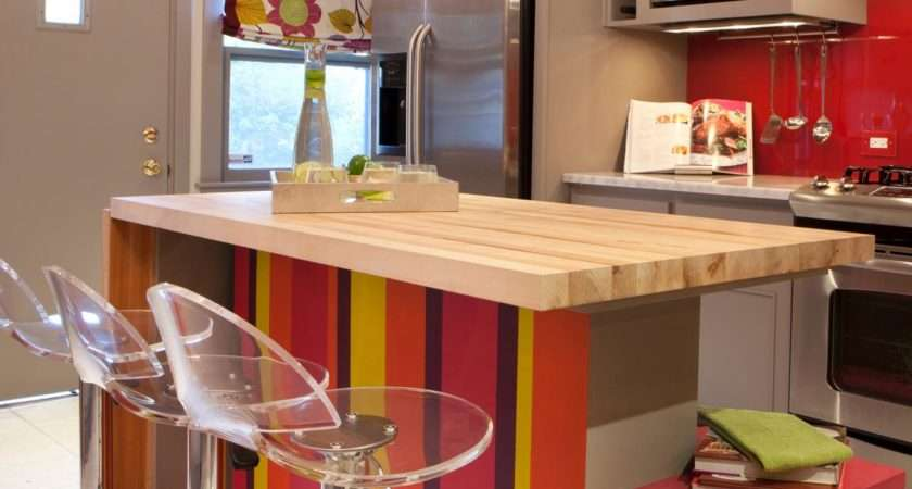 Kitchen Island Breakfast Bar Ideas Hgtv