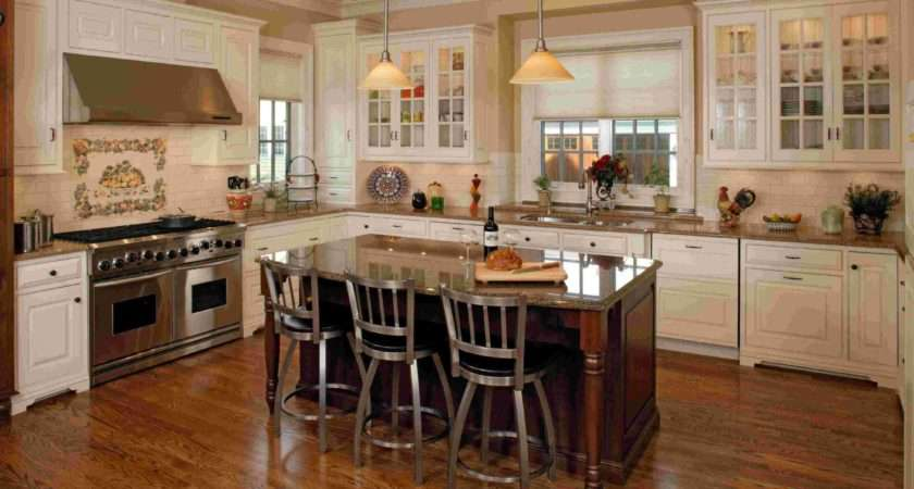 Kitchen Island Tables Glass Sliding Doors