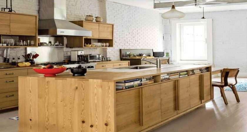 Kitchen Islands Seating Storage Ideas Modern