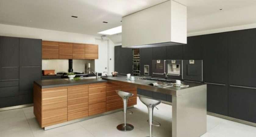 Kitchen Luxury Contemporary Designs Modern