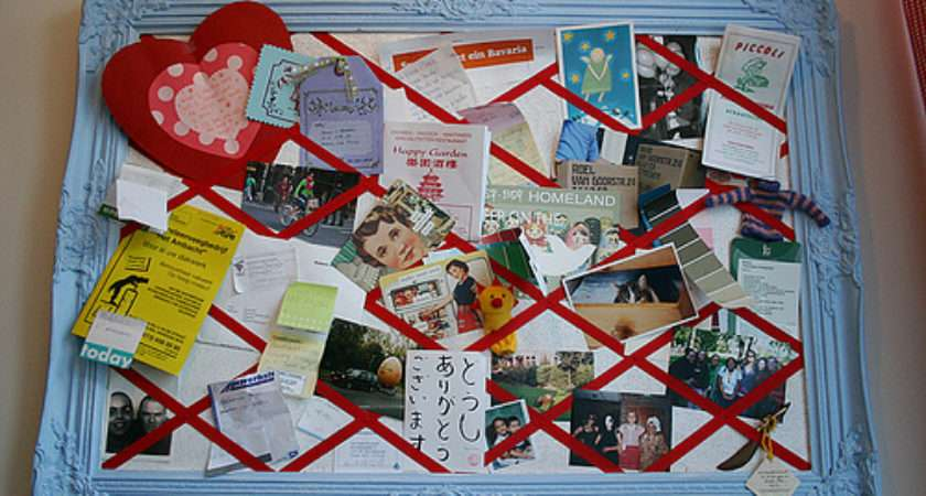 Kitchen Notice Board