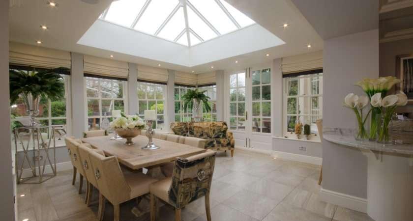 Kitchen Orangery Interior Design Build Projects