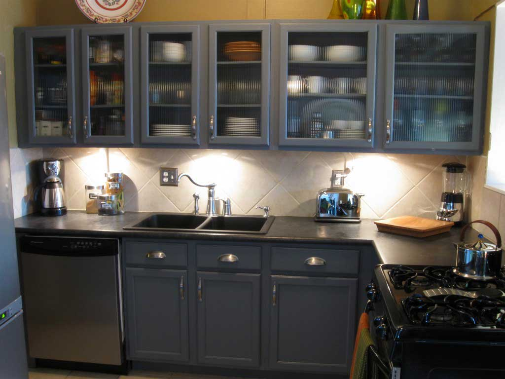 Kitchen Paint Colors Brown Cabinets Design Interior