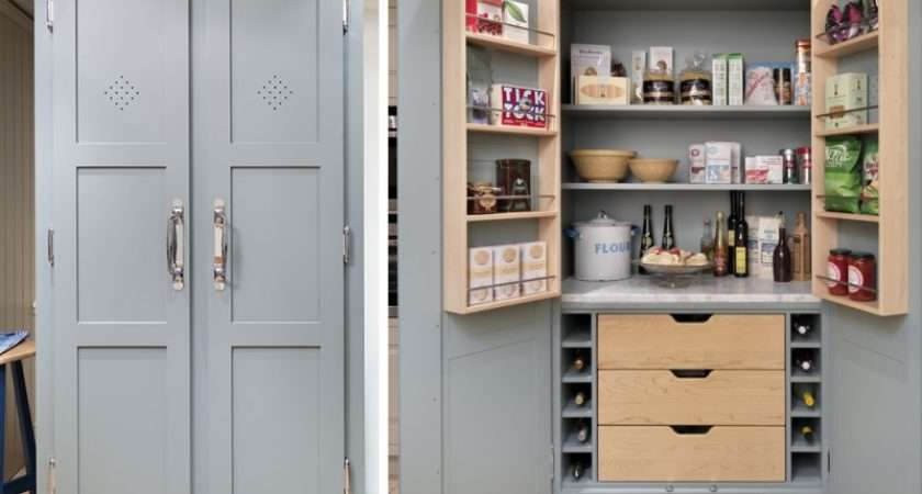 Kitchen Pantry Cupboard John Lewis Hungerford