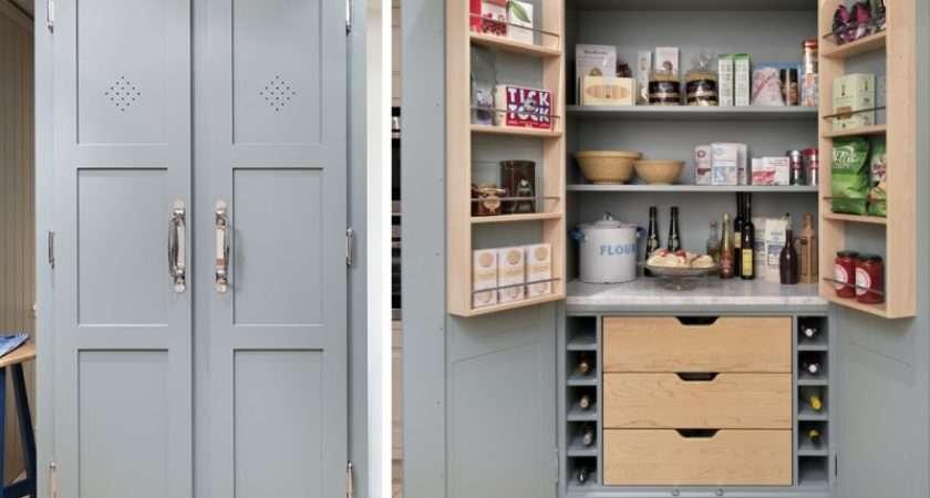 Kitchen Pantry Cupboard Large
