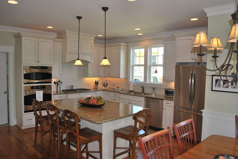 Kitchen Remodeling Well Designed Islands Can Add Flexibility