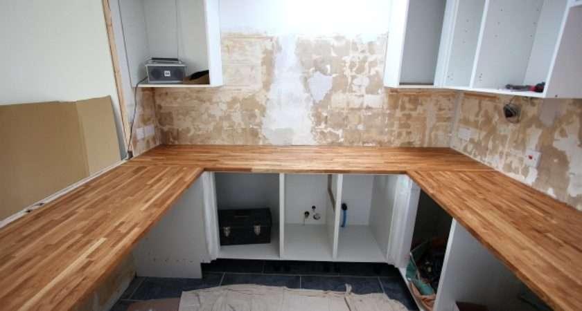 Kitchen Renovation Part Fitting Units Wild Tide