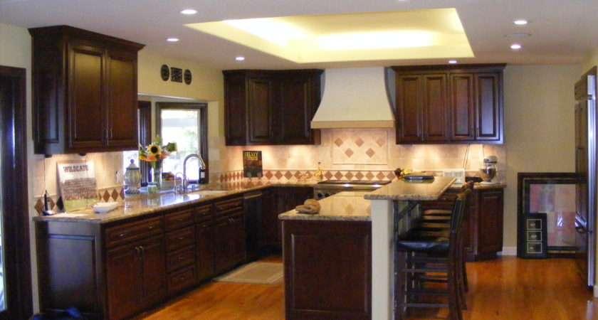 Kitchen Room Dining Entryway Remodel Los