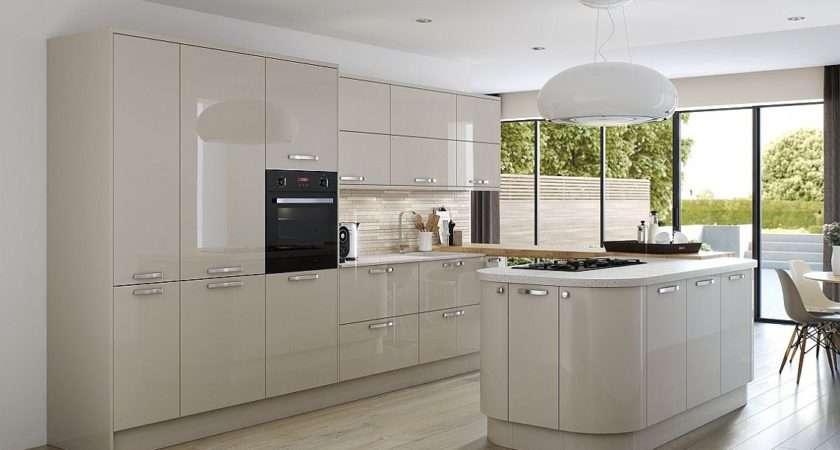 Kitchen Showroom Design Ideas