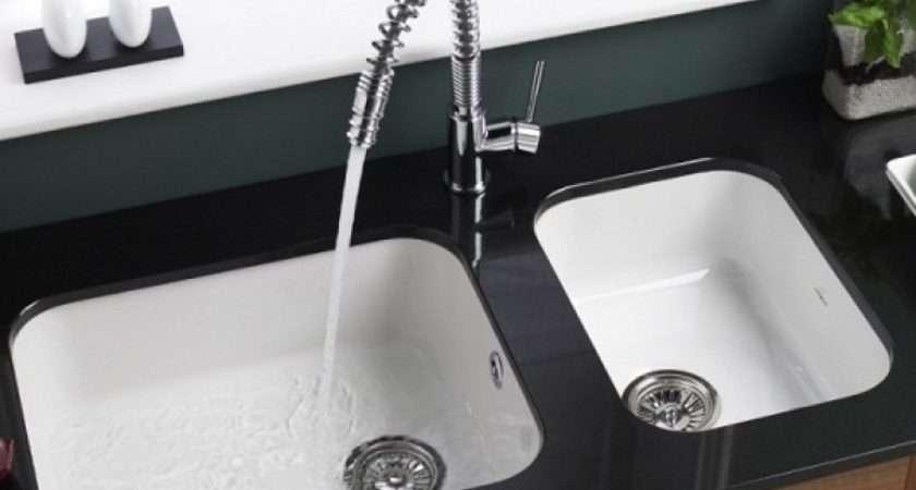 Kitchen Sinks Undermount Ceramic Sink