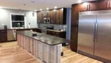 Kitchen Skinny Islands Home Design Apps