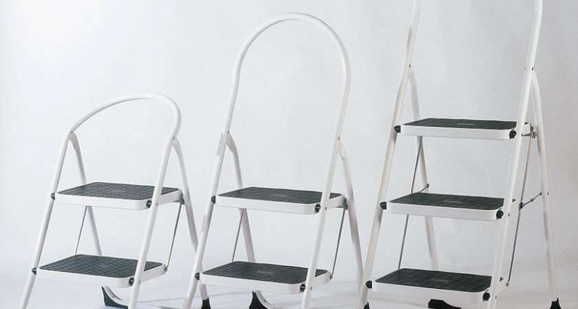 Kitchen Steps Titan Ladders