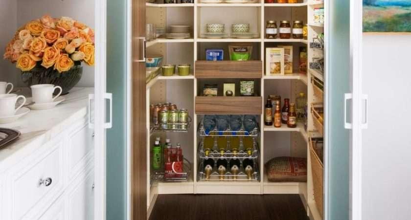 Kitchen Storage Ideas Hgtv