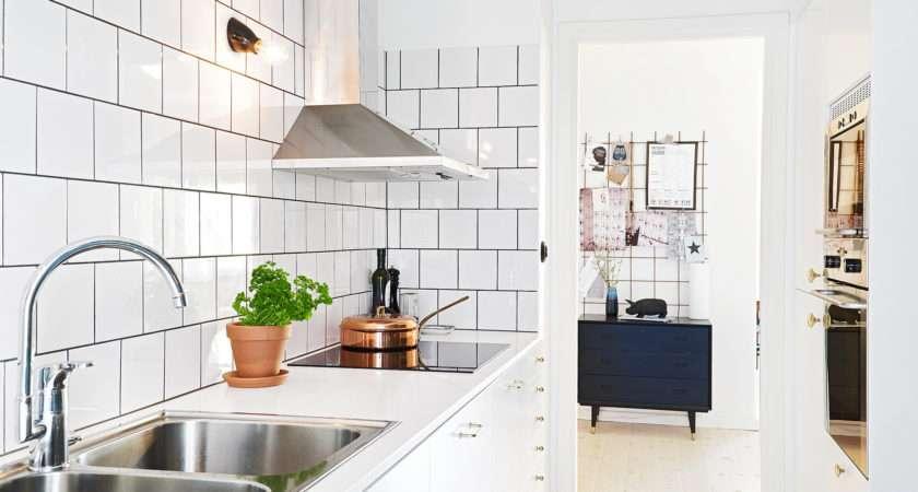 Kitchen Subway Tiles Back Style Inspiring Designs