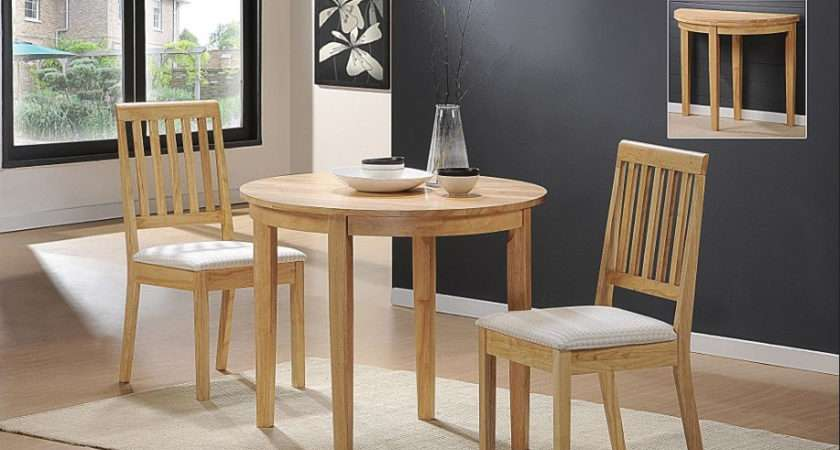 Kitchen Tables Chairs Small Spaces
