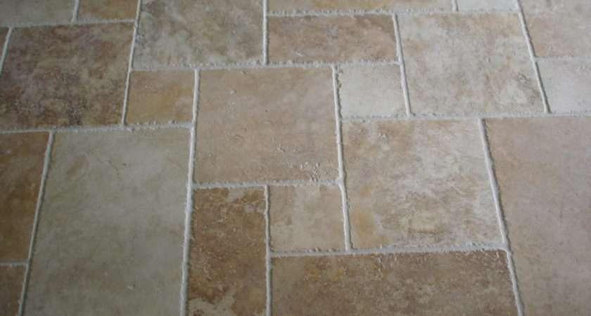 Kitchen Tile Floor Designs Installation Plans
