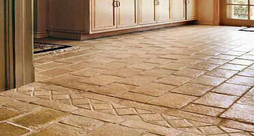Kitchen Tile Floor Ideas Fortikur