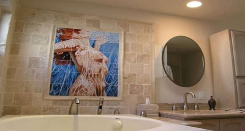 Kitchen Tile Murals Bathroom Mural Wall