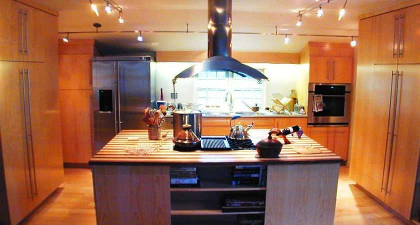 Kitchen Track Lighting Ideas Design Blog