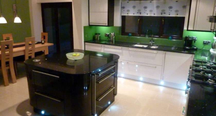 Kitchen Unit Lighting