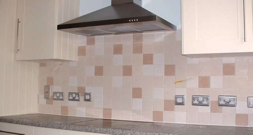 Kitchen Wall Tile Stickers Ideas