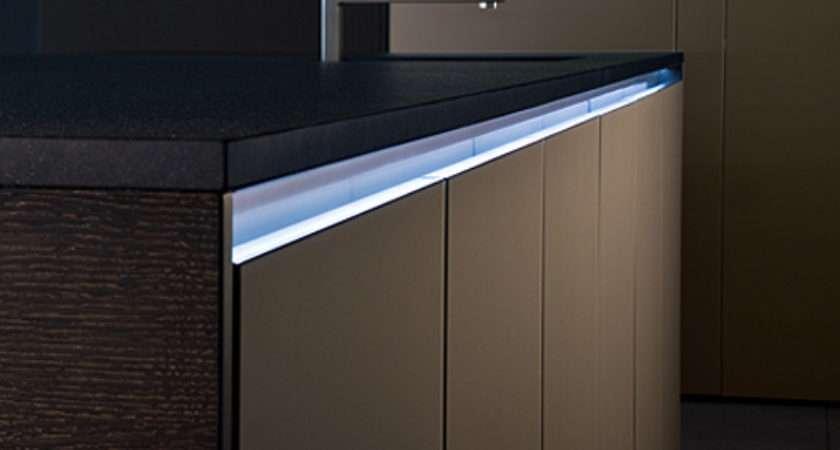 Kitchen Worktop Lights