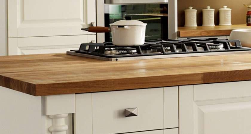 Kitchen Worktops Laminate Wooden Magnet Trade